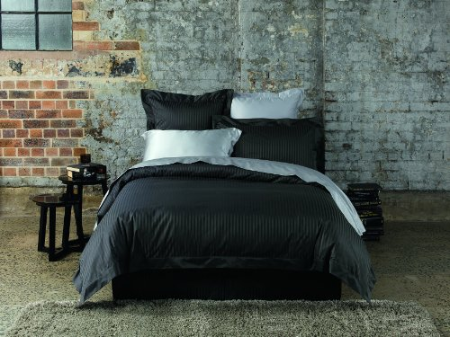 Sheridan, Quilt Cover King, Millennia, Anthracite