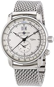 Zeppelin Inspiration 7640M-1 Mens Wristwatch Made in Germany