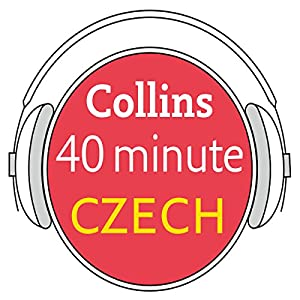 Czech in 40 Minutes Audiobook