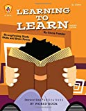 img - for Learning to Learn: Strengthening Study Skills and Brain Power (TRES) book / textbook / text book