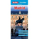 Plan de Madrid - Flexi Map plastifi�par Berlitz