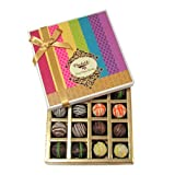 Chocholik Belgium Chocolates - Signature Collection Of Truffles Gift Box