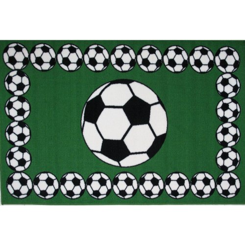Soccer Area Rug 19