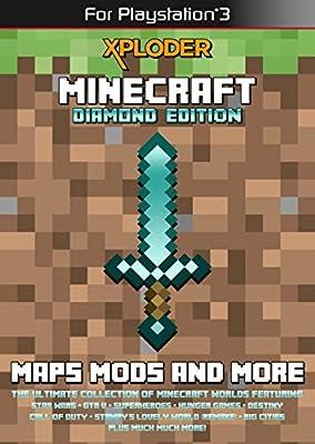 Xploder - Minecraft: Diamond Edition [PlayStation 3, PS3]