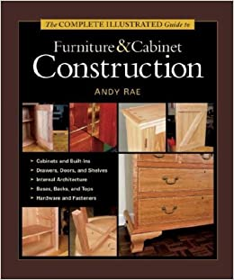 furniture construction books