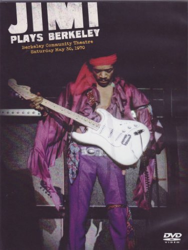 Jimi Hendrix - Jimi Plays Berkeley - Zortam Music