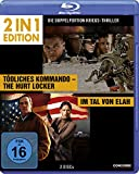 Tödliches Kommando - The Hurt Locker/Im Tal von Elah - 2 in 1 Edition [Blu-ray]