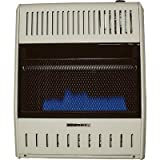 ProCom Reconditioned Blue Flame Dual Fuel Heater - 20,000 BTU, Model# MD20TBA-R