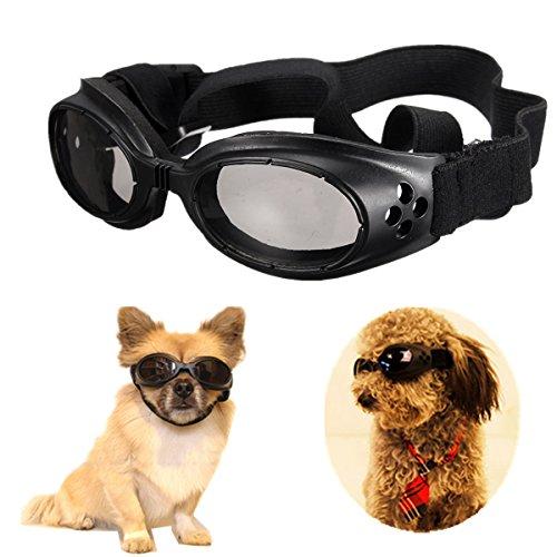 FOCUSPET UV Sonnenbrillen Goggles Hundebrillen Sonnenschutz...