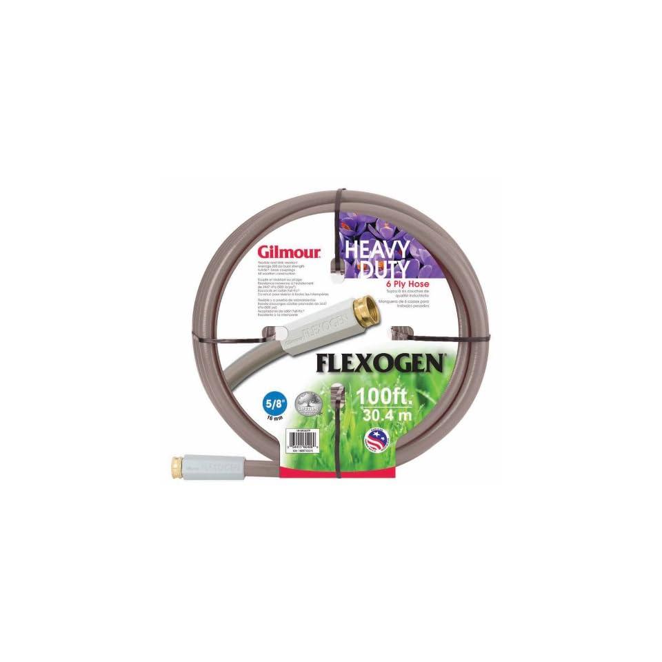 Gilmour 6 Ply Flexogen Hose 100 Foot Taupe 10 58100TP