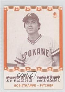 Bob Strampe (Baseball Card) 1976 Spokane Indians Caruso #9 by Spokane Indians Caruso