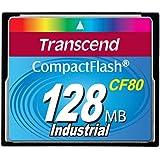 Transcend  Compact Flash (CF) Speicherkarte 80x  128 MB