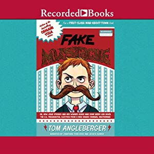 Fake Mustache Audiobook