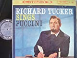 Richard Tucker Sings Puccini LP