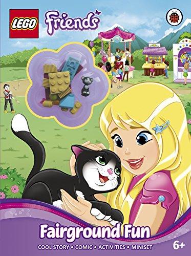 LEGO Friends: Fairground Fun Activity Book with MinisetFrom Ladybird