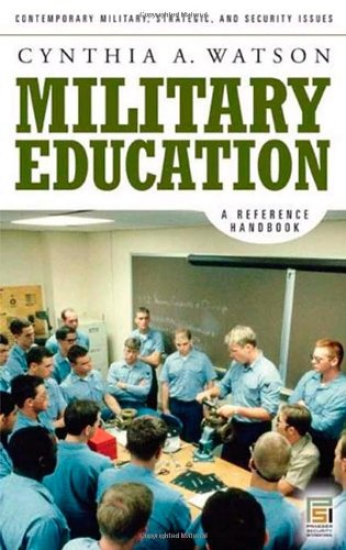 Military Education: A Reference Handbook (Contemporary