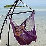 Tropic Island Plum Purple Caribbean Swing