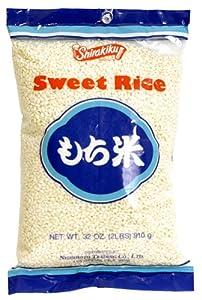 Amazon.com : Shirakiku Sweet Rice : Sticky Rice Produce