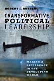 img - for Transformative Political Leadership: Making a Difference in the Developing World book / textbook / text book