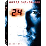 24: Season 1 (Slim Pack)by Kiefer Sutherland