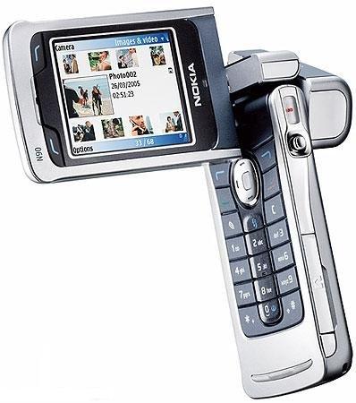Nokia N90 (Unlocked)