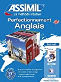 Pack Perfectionnement Anglais (1 livre + CD audio MP3)