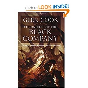 Black Company Compilation - Glen Cook