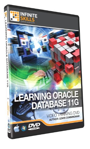 Infinite Skills Learning Oracle 11g - Training DVD (PC/Mac)
