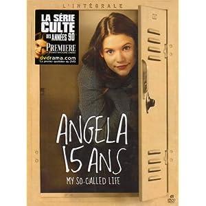 Angela, 15 ans : intégrale - coffret 6 DVD