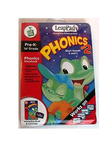 Leappad Phonics Lesson 2: Lesson 2 Short Vowels A and I