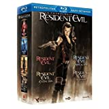 Resident Evil : La tetralogie [Blu-ray]par Milla Jovovich