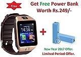 #10: Bluetooth Smart Watch Wrist Watch Phone with Camera & SIM Card Support