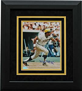 Willie Stargell Deluxe Framed Autographed Hand Signed Pittsburgh Pirates 8x10 Photo by Hall+of+Fame+Memorabilia