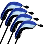 Andux Golf Hybrid Club Head Covers Se...