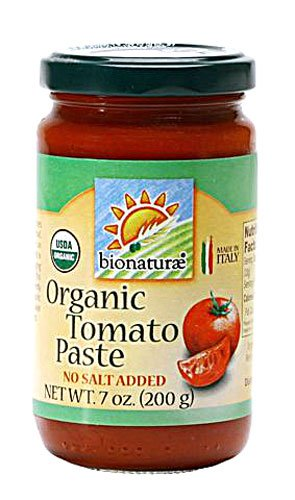 Bionaturae Organic Tomato Paste -- 7 oz - 2 pc (Bionaturae Tomato Paste compare prices)