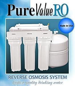 Amazon Com Purevalue 5ez50 5 Stage 50 Gpd Reverse Osmosis