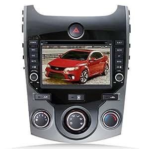 Amazon.com: Techtick For 2009-2012 Kia Cerato /Forte Koup 5-door DVD
