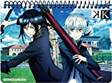 K A6 Ring Notebook (Japan Import)