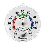 Lantelme 4127 Kombi Thermometer / Hygrometer Analog...