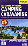 Le guide officiel Camping Caravaning...