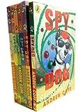 Spy Dog Collection 6 Books Set Pack RRP:£29.94 (Spy Dog,Spy Dog 2,Spy Dog Unleashed,Spy Dog Superbrain,Spy Dog Rocket Rider, spy pups: Danger Island)