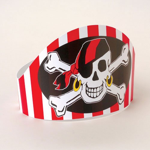 Economy Pirate Hats - 1