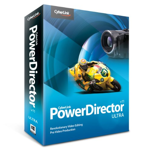 Cyberlink PowerDirector 11 Ultra (Gaming Software compare prices)