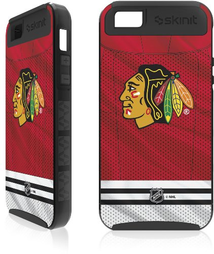 Best Price Chicago Blackhawks Home Jersey Apple iPhone 5 Cargo Case