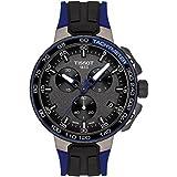 Tissot T-Race Cycling Chronograph Men's Watch T111.417.37.441.06 (Color: grey)