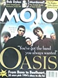 Mojo Magazine Issue 14 (January, 1995) (Oasis cover)