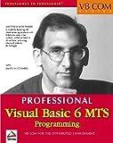 img - for Visual Basic 6 MTS (VB Com) book / textbook / text book