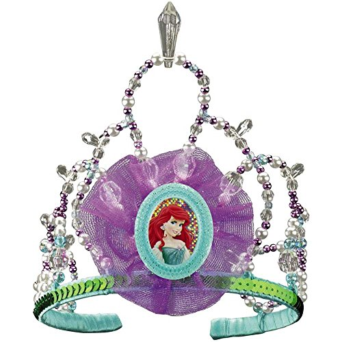 Ariel Mermaid Child Tiara