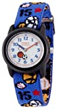 Timex Youth Boys Sports Time Teacher Fabric Strap Watch - T752014E