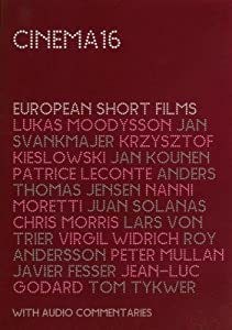 Cinema 16: European Short Films [DVD]